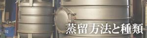 蒸留|熊本県人吉市球磨郡米焼酎のトップグランド球磨焼酎酒造組合