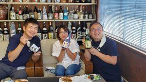 様子|熊本県人吉市球磨郡米焼酎のトップブランド球磨焼酎酒造組合