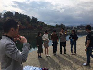 撮影様子06|熊本県人吉市球磨郡米焼酎のトップブランド球磨焼酎酒造組合