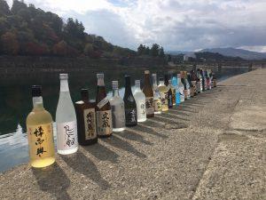 撮影様子05|熊本県人吉市球磨郡米焼酎のトップブランド球磨焼酎酒造組合