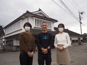 撮影様子03|熊本県人吉市球磨郡米焼酎のトップブランド球磨焼酎酒造組合